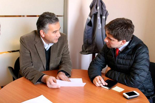<!--:es-->Alcalde Jaime González visita MOP por gestión de Puente El Tambo<!--:-->