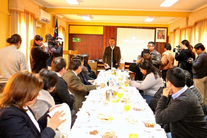 <!--:es-->Alcalde Jaime González y Desayuno de Prensa con medios de comunicación<!--:-->
