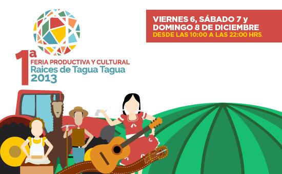 1ª Feria Productiva y Cultural