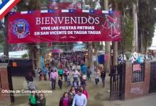 Fiestas Patrias en San Vicente de Tagua Tagua 2014