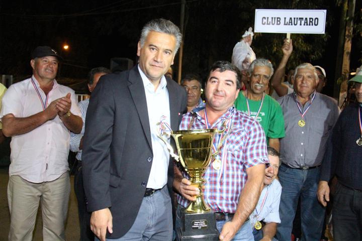 Primer Campeonato Comunal de Rayuela 2015