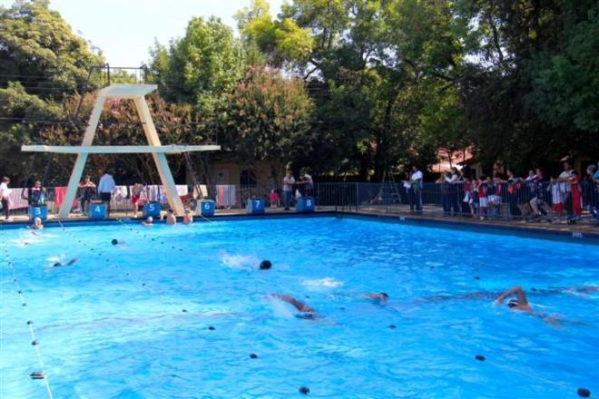 2 encuentro deportivo ilustre municipalidad san vicente - Piscina san vicente ...