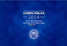 Vídeo Cuenta Publica Gestión 2014