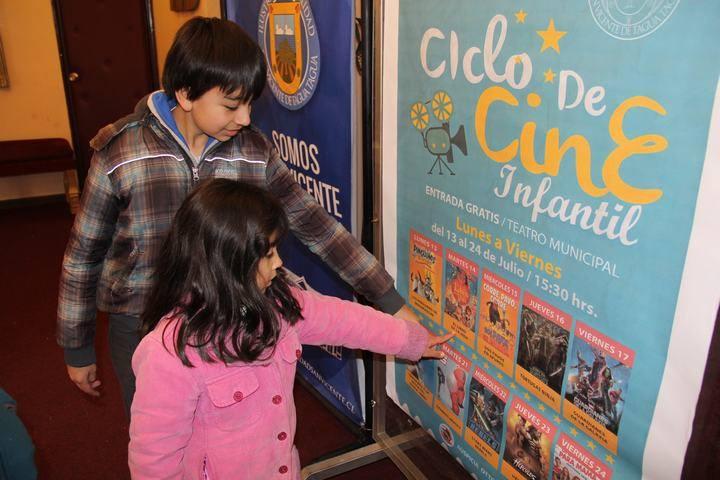Ciclo de Cine Infantil 2015