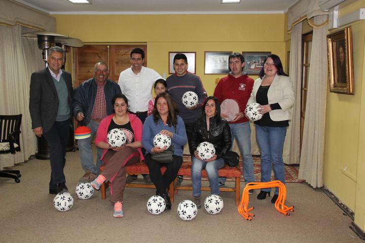 Escuela Municipal de Fútbol de Pencahue El Molino