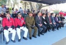 Acto Cívico Patriótico de Fiestas Patrias 2015