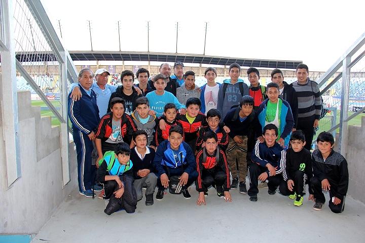 Escuelas de Fútbol Municipales