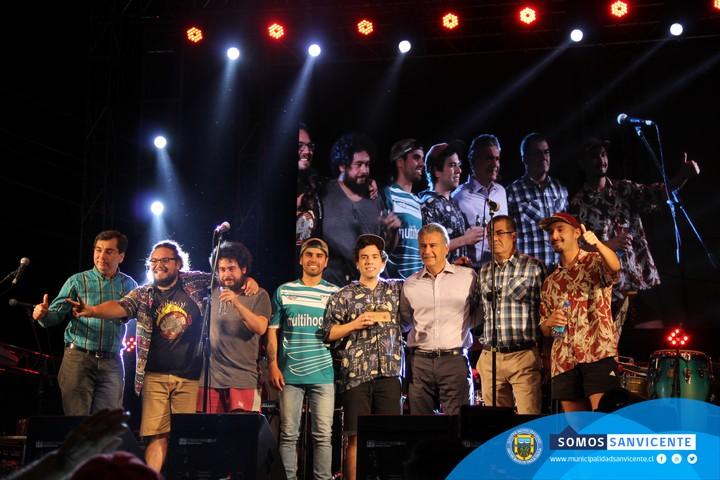 ESPECTACULAR QUINTA NOCHE DE CARNAVAL DE VERANO 2017