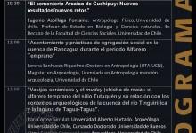 3º Seminario de Arqueología de Tagua Tagua