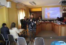 Directora Regional de SENAMA expuso en el Concejo Municipal los requisitos para la construcción de un Establecimiento de Larga Estadía en nuestra comuna.