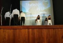 Titulación alumnos Liceo Técnico Profesional El Tambo