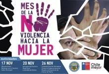 CONMEMORACIÓN MES DE LA NO VIOLENCIA DE GÉNERO