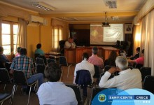 ALCALDE PRESENTA ANTE EL COSOC PROYECTO NUEVO HOSPITAL DE SAN VICENTE