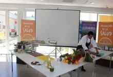 Programa Salud y Cardiovascular del Cesfam realizaron cocina saludable en vivo