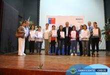 118 FAMILIAS SANVICENTANAS RECIBIERON SUBSIDIOS PARA MEJORAR SUS VIVIENDAS