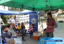 MERCADO DEL CAMPO Y LA MIEL EN SAN VICENTE