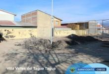 CONSTRUCCIÓN DE NUEVAS SEDES COMUNITARIAS PARA SAN VICENTE