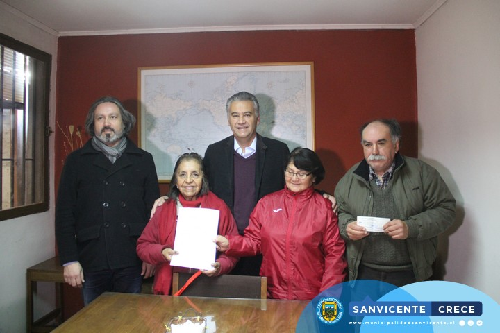 COMPRA DE TERRENO PARA CLUB DE ADULTO MAYOR OMAR CASTRO
