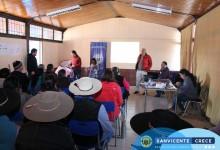 ENCUENTRO DE PARTICIPACION CIUDADANA EN LA LOCALIDAD DE PUEBLO DE INDIOS