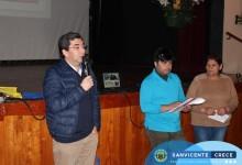 REUNIÓN MENSUAL DE LA UNIÓN COMUNAL DE JUNTAS DE VECINOS DE SAN VICENTE