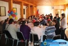 ADULTOS MAYORES DE LA COMUNA DISFRUTARON DE MATES, RECUERDOS Y MÚSICA