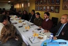 NUEVA SESIÓN DEL CONSEJO COMUNAL DE SEGURIDAD PÚBLICA