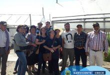 AGRICULTORES DE NUESTRA COMUNA PARTICIPARON DE LA PRIMERA GIRA TÉCNICA EN MENDOZA-ARGENTINA