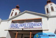 LA COMUNIDAD DESPIDE AL PADRE FERNANDO ARMIJO COLOMA