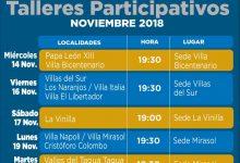 """TALLERES de Participación Ciudadana : """"VALIDACIÓN PARTICIPATIVA DEL PLAN DE DESARROLLO COMUNAL PLADECO 2019-2022 """""""
