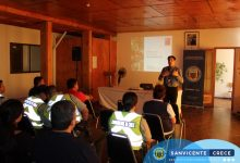 CHARLA EDUCATIVA DE SEGURIDAD VIAL
