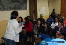 USUARIOS DEL PROGRAMA FAMILIAS PARTICIPARON DE SESIÓNSOCIOCOMUNITARIA JUNTO A SENDA –PREVIENE
