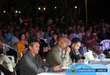 CON UN MARCO IMPRESIONANTE DE PERSONAS SE CORONÓ LA NOCHE FINAL DEL FESTIVAL DE LA VOZ, SEMILLERO DE TALENTOS 2019
