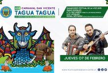 JUEVES 7 DE FEBRERO , Carnaval 2019