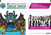 MARTES 5 DE FEBRERO, Obertura Carnaval 2019, ¡LA GRAN FIESTA DEL VERANO!