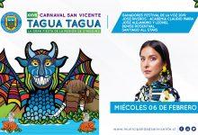 MIÉRCOLES 6 DE FEBRERO, CARNAVAL 2019