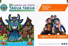SÁBADO 9 DE FEBRERO, Carnaval 2019