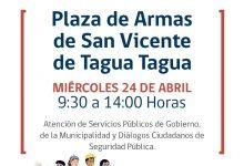 """Feria Ciudadana, """"Gobierno en Terreno"""""""