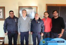 CUERPO DE BOMBEROS DE SAN VICENTE CONTARÁ CON CUARTEL GENERAL