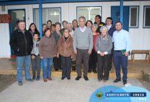 ALCALDE JAIME GONZÁLEZ VISITÓ CLUB DEL ADULTO MAYOR DE RINCONADA