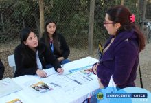FERIA PREVENTIVA COLEGIO BOSQUES DE CHILE