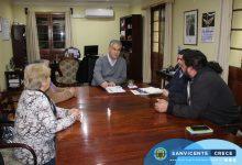 ALCALDE COMUNICÓ IMPORTANTES NOTICIAS PARA CALLEJONES Y TOQUIHUA