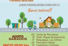PLAN DE RECOLECCIÓN DE ELECTRODOMÉSTICOS EN DESUSO Y MATERIAL RECICLABLE 2019