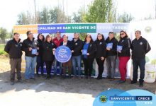 SAN VICENTE CELEBRA FIESTAS PATRIAS CON FONDAS SUSTENTABLES CERO RESIDUOS