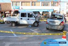 SIMULACRO ACCIDENTE DE TRÁNSITO Y CAMPAÑA PREVENTIVA FIESTAS PATRIAS