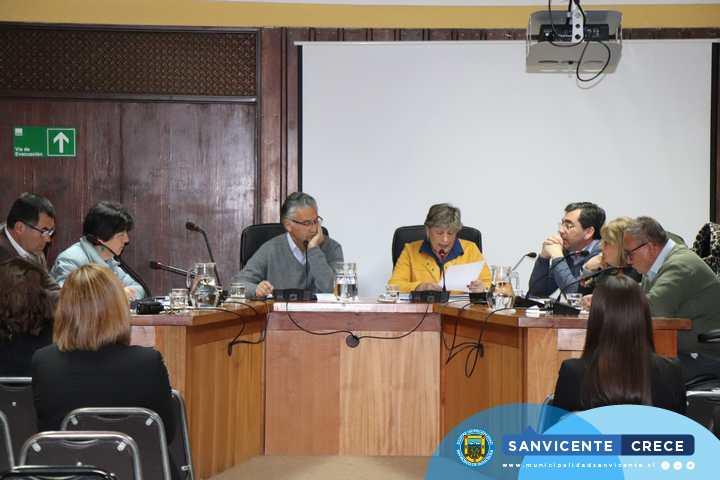 CONCEJO MUNICIPAL APRUEBA LA POSTULACIÓN A 3 PROYECTOS DE ILUMINACIÓN DE BARRIOS URBANOS Y RURALES