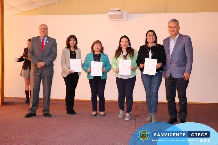 CERTIFICACIÓN DE DOCENTES EN CONVIVENCIA ESCOLAR