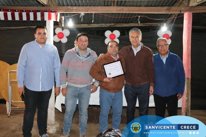 ANIVERSARIO CLUB DEPORTIVO EL CÓNDOR DE ORILLA DE PENCAHUE