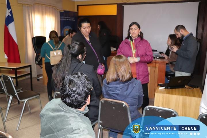 SANVICENTANOS SE INSCRIBEN AL 2º LLAMADO POSTULACIÓN PROGRAMA RECAMBIO DE CALEFACTORES