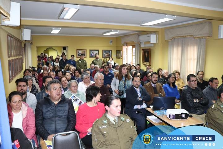 SEGUNDA SESIÓN VECINAL DEL SISTEMA TÁCTICO OPERATIVO POLICIAL (STOP)