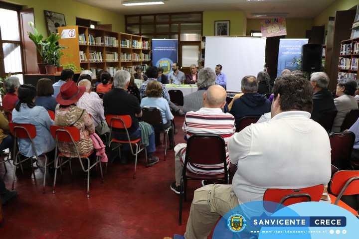 #AHORA | JORNADA DE HISTORIA DE LA FUNDACIÓN DE SAN VICENTE DE TAGUA TAGUA